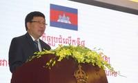 Mendorong hubungan solidaritas dan persahabatan antar-daerah perbatasan Vietnam-Kamboja