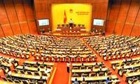 MN Vietnam membahas  RUU mengenai penahanan sementara