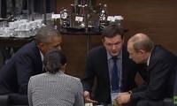 Presiden AS dan Rusia melakukan pertemuan di sela-sela KTT G-20