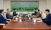 Republik Korea dan RDR Korea melakukan pertukaran daftar utusan peserta dialog antar-Korea
