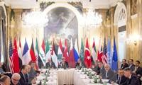 Putaran perundingan internasional baru tentang Suriah akan berlangsung di New York, AS
