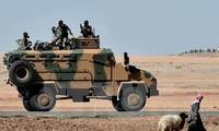 Turki menyatakan akan menghentikan pengiriman lagi serdadu ke Irak