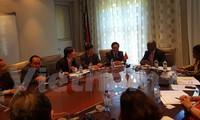 MN Vietnam dan Parlemen Afrika Selatan mendorong kerjassama tentang hubungan luar negeri