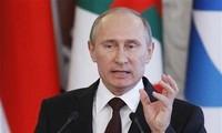 Operasi militer Rusia di Suriah bertujuan mencegah ancaman teror terhadap Rusia