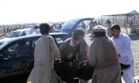 Terjadi serangan bom di Pakistan sehingga menimbulkan banyak korban