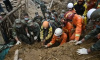 Kira-kira 100 orang hilang dalam kasus tanah longsor di Tiongkok