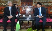 Kota Hanoi menciptakan syarat yang kondusif bagi badan-badan usaha Thailand
