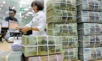 Pada tahun 2015 pemasukan anggaran keuangan negara melampaui prakiraan kira-kira 46 triliun dong Vietnam