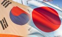 Jepang-Republik Korea melakukan perundingan untuk memperbaiki hubungan ekonomi