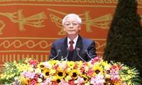 Pers internasional mengapresiasi suksesnya Kongres Nasional ke-12 PKV