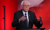 Para kandidat Partai Demokrat memasuki perdebatan kedua