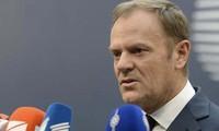 Presiden Dewan Eropa memperingatkan kemungkinan tidak bisa mencapai kesepakatan dalam mempertahankan Inggris tetap tinggal di Uni Eropa