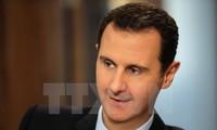 Presiden Rusia melakukan pembicaraan telepon dengan pemimpin Suriah, Iran dan Arab Saudi tentang gencatan senjata di Suriah.