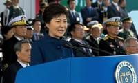 Republik Korea mendesak kepada RDR Korea meninggalkan senjata nuklir