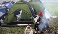Yunani mengimbau kepada Uni Eropa supaya memberikan bantuan keuangan dalam menangani krisis migran