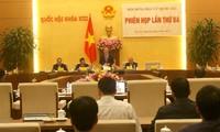 Dewan Pemilihan Nasional mengadakan persidangan ke-3