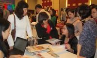 Kira-kira 50 Universitas asing ikut serta dalam Pesta Pendidikan Tinggi Internasional di Vietnam