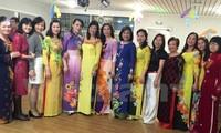 Mengembangkan peranan kaum wanita dalam komunitas orang Vietnam di Norwegia