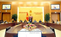 Komite Tetap MN Vietnam mengesahkan rancangan Peraturan tentang pengelolaan pasar