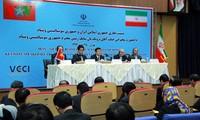 Vietnam ingin mengembangkan lebih lanjut lagi hubungan kerjasama di banyak segi dengan Iran