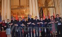 Pertemuan untuk menyambut lahirnya Masyarakat ASEAN