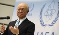 """Direktur Jenderal IAEA memberikan peringatan tentang ancaman """"terorisme nuklir"""""""