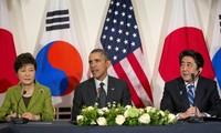 Republik Korea, AS dan Jepang memperingatkan RDRK