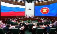 Rusia dan ASEAN menetapkan orientasi-orientasi kerjasama pertahanan