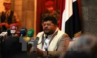 Pemerintah Yaman menunda sementara perundingan damai dengan kaum pembangkang