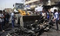 Terjadi serangan bom mobil di Irak, sehingga menimbulkan 70 korban