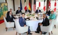Mencapai kesepakatan tentang langkah-langkah keuangan untuk pertumbuhan global