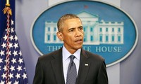 Presiden Barack Obama mengutuk pemberondongan senapan di Orlando