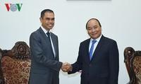PM Vietnam, Nguyen Xuan Phuc menerima Dubes Malaysia dan Dubes Thailand di Vietnam