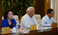 Komite Tetap MN Vietnam berbahas tentang pekerjaan pengawasan tahun 2017