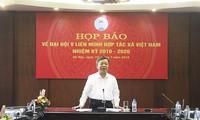 Kongres ke-5 Gabungan Koperasi Vietnam akan dibuka pada 17/7