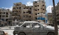 Pemerintah Suriah menyatakan akan bersedia melanjutkan perundingan damai