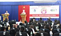 Pembukaan Forum Pemuda Asia di kota Da Nang