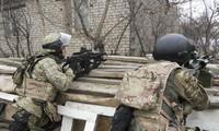 Presiden Rusia menuduh Ukraina berintrik melakukan serangan bersenjata terhadap Krimea