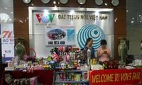 Pekan raya VOV tahun 2016 sehubungan dengan peringatan ultah ke-71 berdirinya VOV