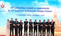 Tiongkok dan ASEAN mengesahkan prinsip penanganan situasi darurat di laut