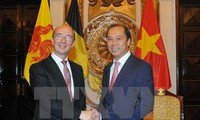 Mendorong penggelaran secara efektif Program kerjasama tahap 2016-2018 antara Vietnam dan Wallonie-Bruxelles (Belgia)