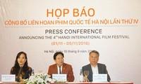 Sebanyak 550 film akan ikut serta dalam Festival ke-4 Film Internasional Hanoi