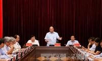 Perlu menjalankan solusi-solusi terobosan dalam mengembangkan pariwisata provinsi Dien Bien