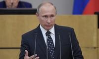 Presiden Rusia mengimbau untuk memperkuat kemampuan pertahanan