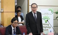 Pertanian bersih untuk orang Vietnam dan dunia