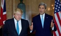 AS dan Inggeris mempertimbangkan sanksi-sanksi baru terhadap Rusia dan Suriah