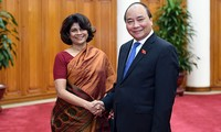 PM Nguyen Xuan Phuc menerima Koordinator Tetap PBB di Vietnam
