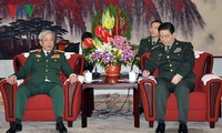 Mendorong kerjasama pertahanan Vietnam-Tiongkok semakin substantif dan efektif