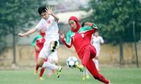 Tim sepak bola putri U-19 Vietnam merebut tiket masuk babak final Turnamen sepak bola putri U19 Asia tahun 2017