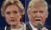 Dua capres melakukan kampanye pemilihaan hingga saat-saat terakhir